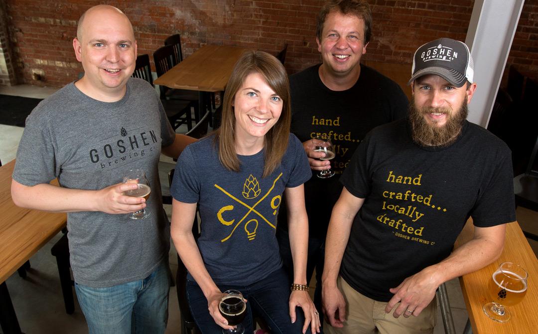 Goshen Brewing Company, Goshen, Indiana