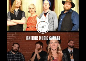 Veseria & Moxxie @ Ignition Music Garage | Goshen | Indiana | United States