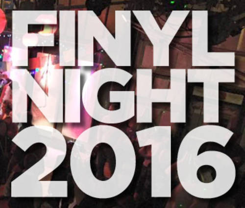 Finyl Night New Year's Eve Party