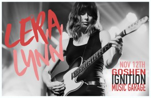 Lera Lynn @ Ignition Music Garage | Goshen | Indiana | United States