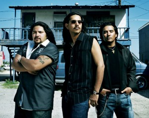Los Lonely Boys @ Ignition Music Garage | Goshen | Indiana | United States