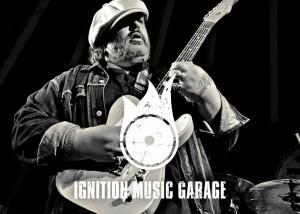 Nick Moss Band @ Ignition Music Garage | Goshen | Indiana | United States