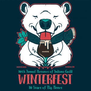10th Annual Brewers of Indiana Guild Winterfest @ Indianapolis State Fairgrounds | Indianapolis | Indiana | United States