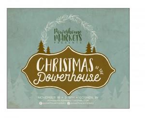 Christmas at the Powerhouse @ Goshen Powerhouse  | Goshen | Indiana | United States