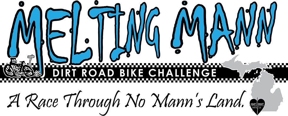Melting Mann Dirt Road Bike Challenge
