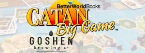 Better World Books Game Night @ Goshen Brewing Company | Goshen | Indiana | United States