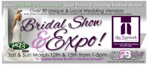 Bridal Show & Expo @ The Turnock Banquet Hall | Elkhart | Indiana | United States