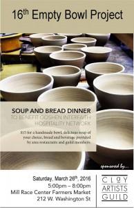 The Empty Bowl Soup Dinner @ Goshen Farmer's Market | Goshen | Indiana | United States