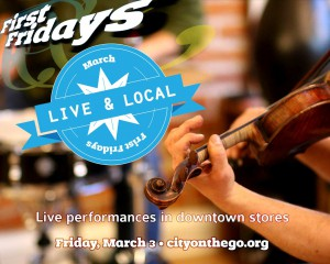 March First Friday @ Downtown Goshen