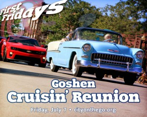 July First Friday @ Downtown Goshen