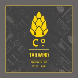 Can release: Tailwind American Pale Ale @ Goshen Brewing Company | Goshen | Indiana | United States