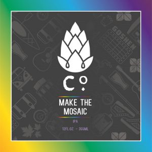 Can release: Make the Mosaic IPA @ Goshen Brewing Company | Goshen | Indiana | United States