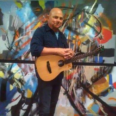 Paul Decker: First Friday Live and Local