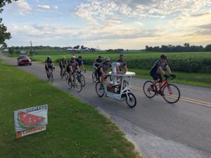 Beer bike ride & stop at Tin Man Brewing @ Tin Man Brewing  | Goshen | Indiana | United States