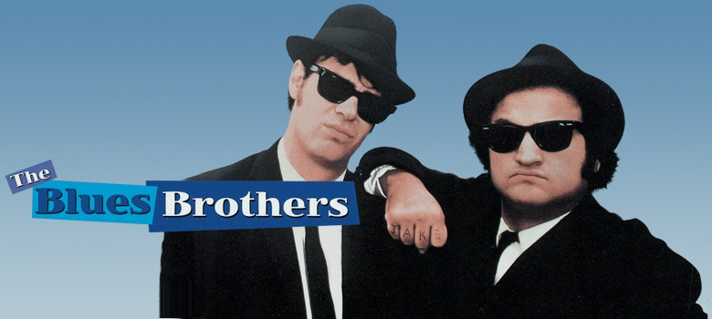 Bike-in movie: The Blues Brothers