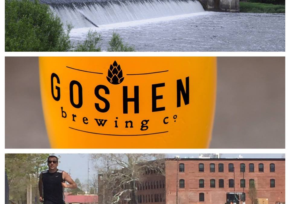 Goshen Millrace Dam Beer Run