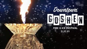 Fire and Ice Festival @ Downtown Goshen