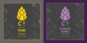 Can release: Frank IPA and Blackberry Bramble sour @ Goshen Brewing Company | Goshen | Indiana | United States