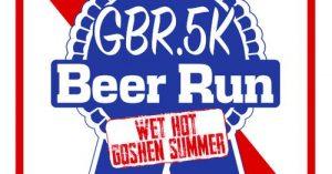 GBR .5K Beer Run @ Goshen Brewing Company | Goshen | Indiana | United States