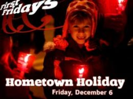 December First Friday @ Downtown Goshen