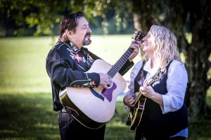 David and Valerie Mayfield @ Goshen Brewing Company | Goshen | Indiana | United States