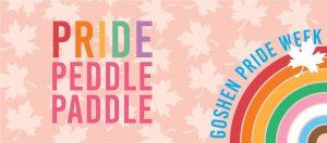 Pride Peddle Paddle @ Goshen Brewing Company | Goshen | Indiana | United States