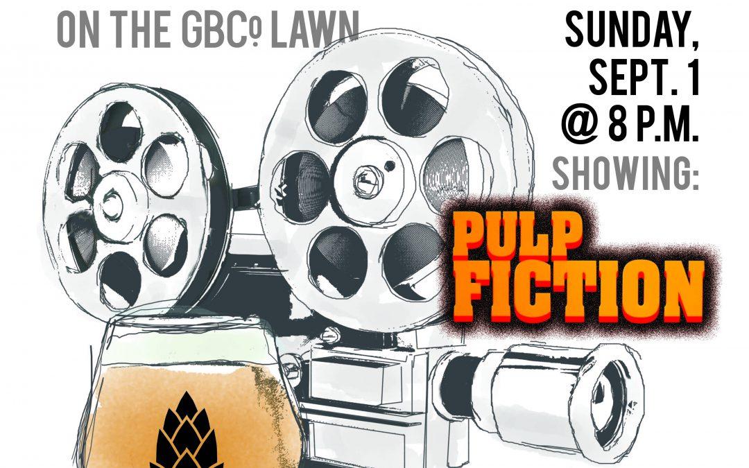 Bike-in movie: Pulp Fiction