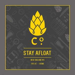 Can release: Stay Afloat NEIPA @ Goshen Brewing Company | Goshen | Indiana | United States