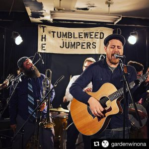 Tumbleweed Jumpers concert and collab beer release, wsg Moss Jaw @ Goshen Brewing Company | Goshen | Indiana | United States