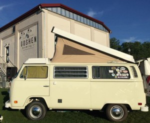 Vinyl Wagon with DJ Refsta @ Goshen Brewing Company | Goshen | Indiana | United States