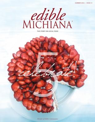 Edible Michiana 5 year anniversary celebration