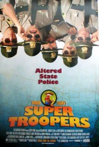 Bike-in movie: Super Troopers @ Goshen Brewing Company | Goshen | Indiana | United States