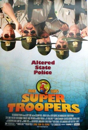 Bike-in movie: Super Troopers