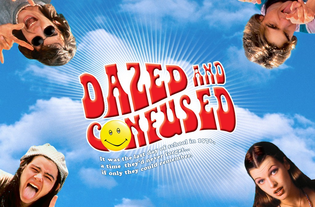 Bike-in movie: Dazed and Confused