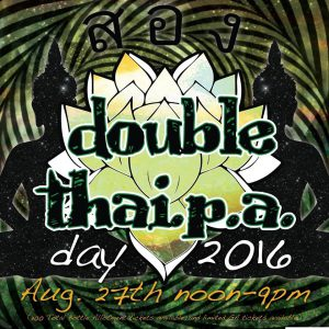 Double Thai Day @ Bare Hands Brewery | Granger | Indiana | United States