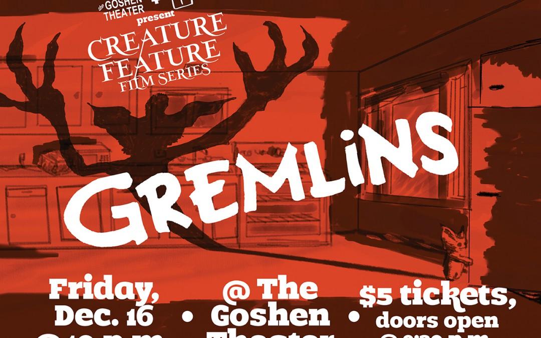 Creature Feature: Gremlins