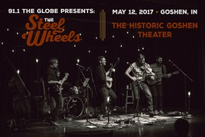 The Steel Wheels @ the Goshen Theater | Goshen | Indiana | United States