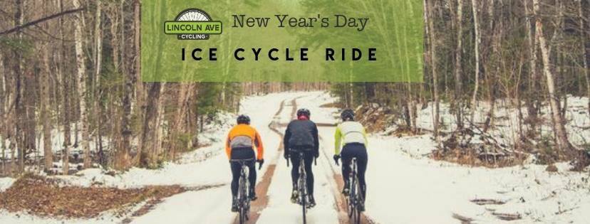 Annual Ice Cycle New Year's Day ride