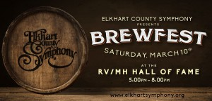 Brewfest: Presented by the Elkhart County Symphony @ Northern Indiana Events Center | Bristol | Indiana | United States