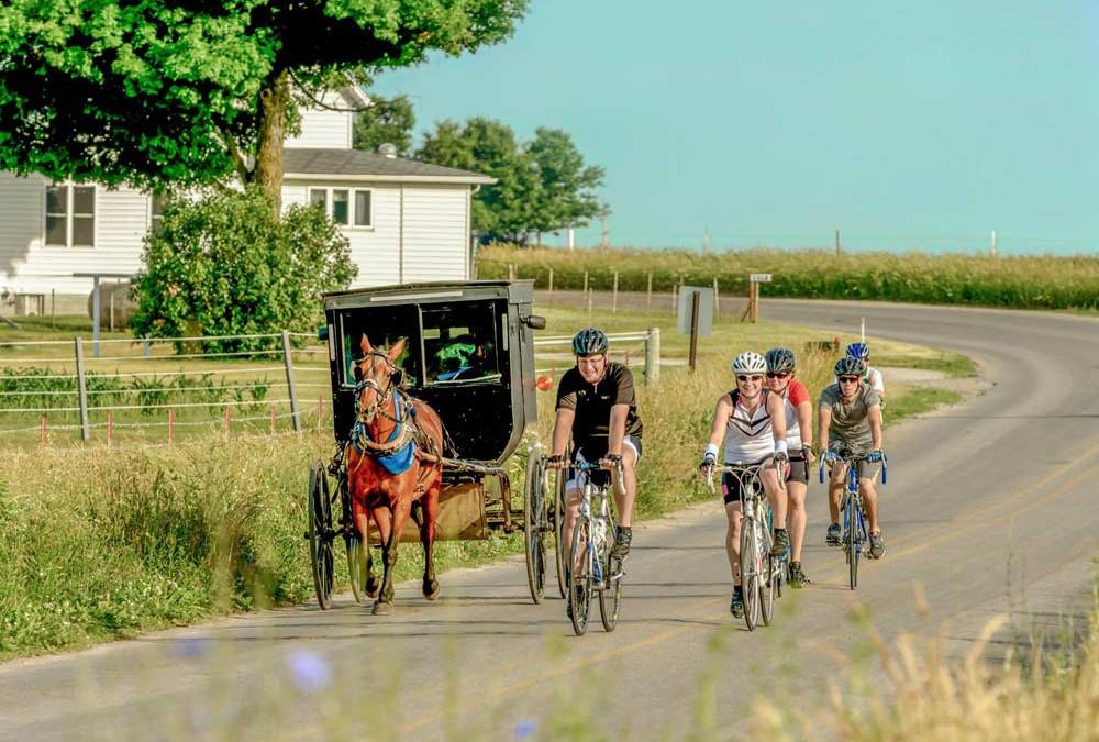 Pumpkinvine Bike Ride