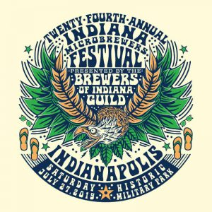 24th Annual Indiana Microbrewers Festival @ Military Park @ White River State Park