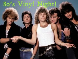 80's Vinyl Night @ Goshen Brewing Company