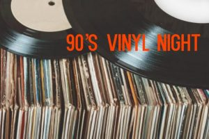 90's Night with the Vinyl Habits @ Goshen Brewing Company