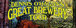 CANCELED due to weather- Dennis O'Hagan @ Goshen Brewing Company