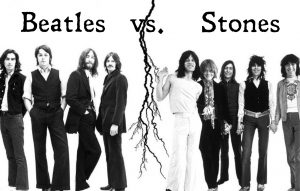 Beatles vs. Stones with the Vinyl Habits @ Goshen Brewing Company